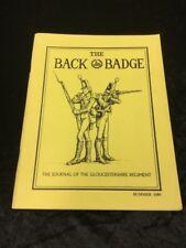 'The Back Badge' Regimental Journal, Gloucestershire Regiment, Summer 1980