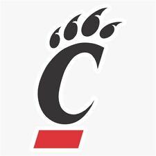 Cincinnati Bearcats Primary NCAA DieCut Vinyl Decal Sticker Buy 1 Get 2 FREE