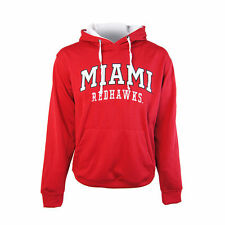 Colosseum Athletics Men's Miami Redhawks Hoodie - Red (S)