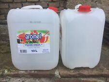 Jerrican alimentaire  bidon10 L  eau osmosee bidon jerrycan
