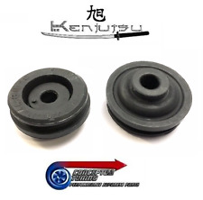 New Kenjutsu Top Radiator Mount Rubbers Pair - For R34 Skyline GTR RB26DETT