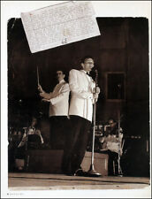 More details for frank sinatra poster page . 1943 new york philharmonic orchestra . 10q2