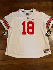 NWT Authentic Ohio State Jersey Women's 2XL MSRP $100