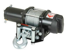"""Quadrax 4200 Winch with 40' of 15/64"""" wire rope 4200lbs FREE SHIPPING"""