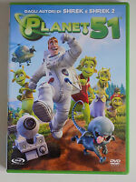 "DVD ""PLANET 51"" JORGE BLANCO 2009 -   A8"