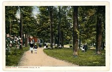 Wappingers Falls NY -CHILDREN IN MESIER PARK- Postcard Dutchess County