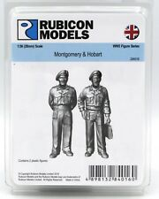 Rubicon 284016 WWII Montgomery & Hobart British Generals Commanders Officers NIB