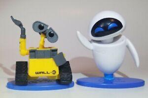 Wall-E And Eve 2 Micro Collection Mattel Disney Pixar 2020 NWOB Micro Mini