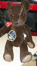 Rare New With Tags Dean'S Childsplay Edwardian Bear Circa 1983 15 in Excellent