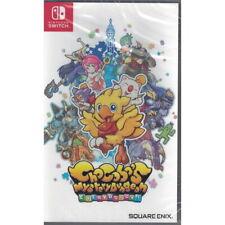 Chocobo's Mystery Dungeon: Every Buddy! [Nintendo Switch Region Free RPG FF] NEW