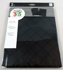Me & My BIG Ideas The Classic Happy Planner Hard Snap-In Cover Black Quilted