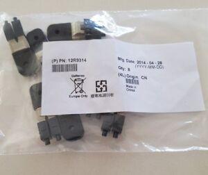 Set of 8 IBM LC Loopback 12R9314 LC Fiber Optic Duplex Wrap Plug 12R9314 MM/SM