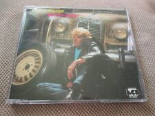 "RARE! CD ""JOHNNY HALLYDAY - DERRIERE L'AMOUR, CONCERT 1982"" Carre Blanc"