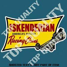 Racing Car & Truck Decals