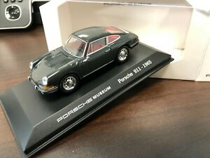 Porsche 911 1965 1:43 Model Minichamps