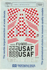 1/48 MicroScale Decals USAF F-86D Sabre Dog 469th 94th FIS 48-174