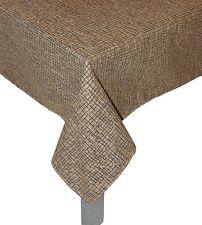 Tovaglia Copritavolo copritavolo rettangolare x 6 copri tavolo ciniglia