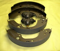 HOLDEN 4WD TF RODEO  REAR BRAKE  SHOE SET PLUS PAIR OF WHEEL CYLINDERS 1996-2002