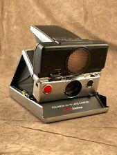 Vintage Polaroid SX-70 Land Camera Sonar OneStep! Excellent Cond! FILM TESTED!!!