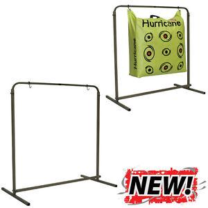 New Hold Up Displays Bag Target Holder Archery Model# HD59