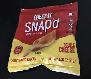Rarest Chip package error Cheese It Snap'd
