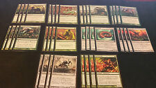 60 Card Deck - MONO GREEN INFECT - Ready to Play - Rare cards - Magic MTG FTG