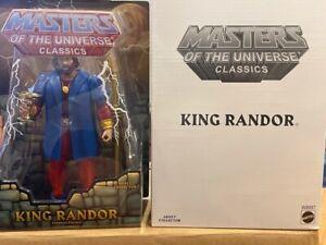 Masters of the Universe Classics--- King Randor