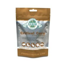 OXBOW CRITICAL CARE FINE GRIND gr100 *facilita recupero nutriz. Roditori,Rettili
