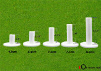 Rubber Golf Tees For Driving Range Practice Mats Value 5 Pack Different Sizes US