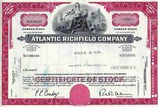 Atlantic Richfield Company, Pennsylvania, 1970 (500 Shares)