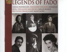 CD LEGENDS OF FADOvarious art.NEAR MINT (R0291)