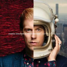 Andrew McMahon In The Wilderness ZOMBIES ON BROADWAY +MP3s NEW SEALED VINYL LP