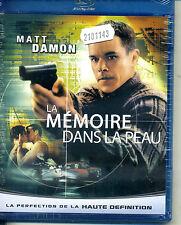 LA MEMOIRE DANS LA PEAU   BLU RAY  neuf  ref 21011433