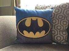 "Nueva Cubierta Cojín De Batman 45 cm X 45 Cm (18"" X 18"")"