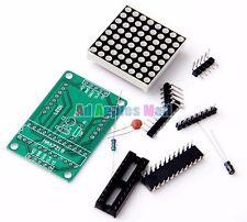 Bausatz DIY LED MAX7219 Dot Matrix 8x8 Module für Arduino MCU Control Module