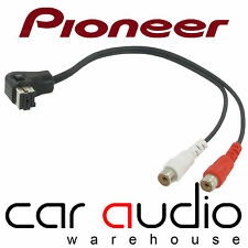 AUTOLEADS pc7-101 Pioneer IP-BUS STEREO AUTO IPOD IPHONE MP3 AUX In Adattatore Lead