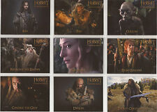 The Hobbit - Denny's 10 Card Basic Set & 4 Dennys coupons