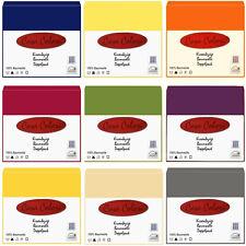 2x Kopfkissenbezug Kissenhülle Kissenbezug Baumwolle Größe und Farbe wählb. #440
