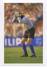 Scarce Trade Card of Walter Zenga, Football 1991 Series 2