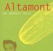 Altamont-The Monkee's Uncle CD Import  New