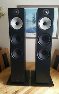 B&W 603 HiFi Floorstanding Speakers - 200 W