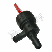 """1/4"""" Inline Right Angle Fuel Shut Off Valves for Briggs & Stratton 698180 493960"""