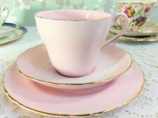 Unboxed Tea Trio Pink Porcelain & China