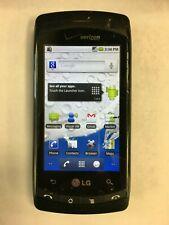 LG Ally VS740 - Black (Verizon) Smartphone