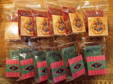 Harry Potter Die Cutting Masking Tape 12pc Set Magic Words Honey Dukes Spell lot
