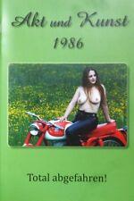 AKt magazin fkk sexy strand foto NACKT nude frau girl mädchen behaart 1986 ddr