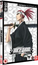 Bleach: Series 12 - Part 1 DVD (2013) Noriyuki Abe cert 12 2 discs ***NEW***