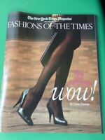 New York Times Fashion of the Times August 23 1987 WOW