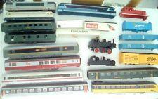 lotto  ricambi recupero rottami scocche locomotive  Lima  roco marklin FS HO
