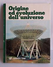 L51> Grandi Temi De Agostini anno 1977 - Origini ed evoluzione dell'universo